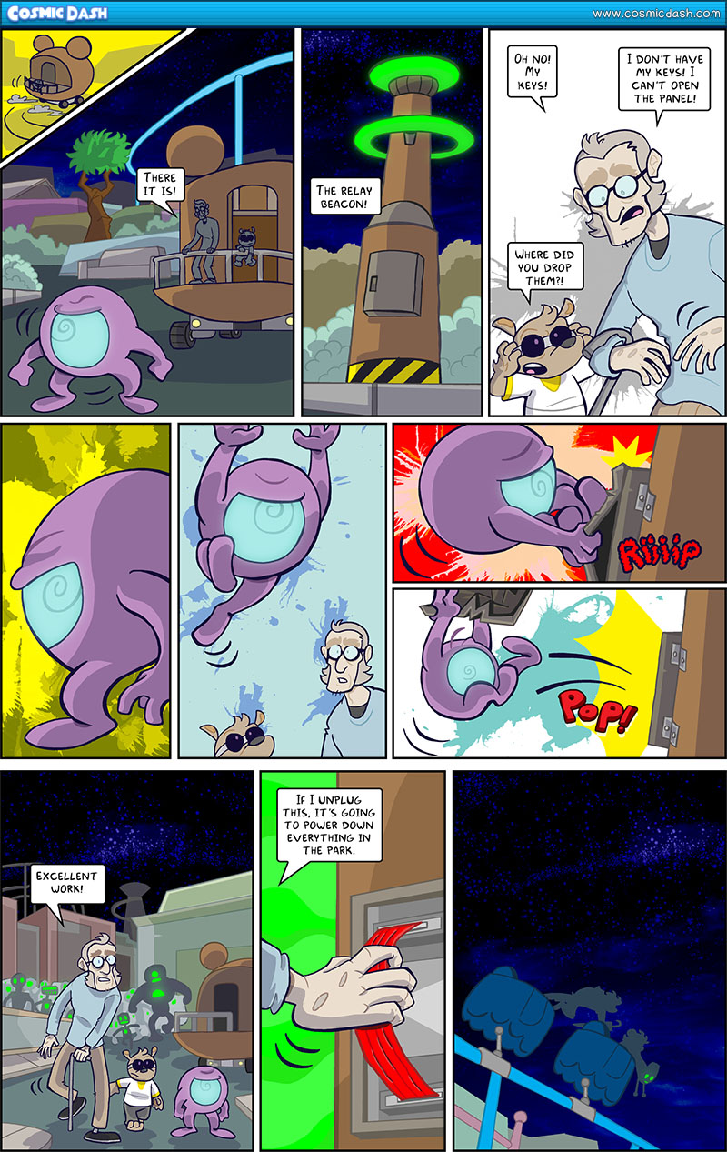 Episode 1: Pg 23