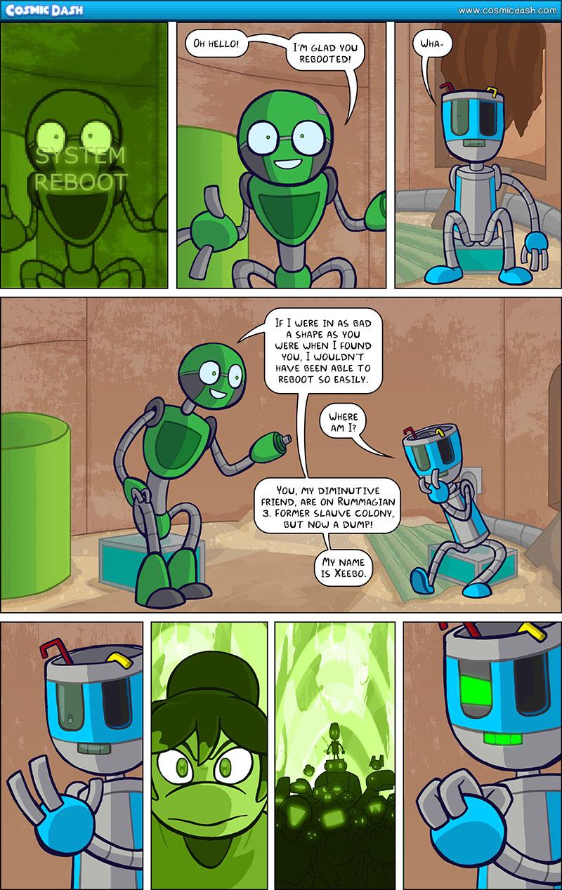 Reboot: Pg 3