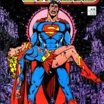 Death of Supergirl from Crisis on Infinitie Earths