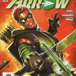 Green Arrow #1, DC Comics