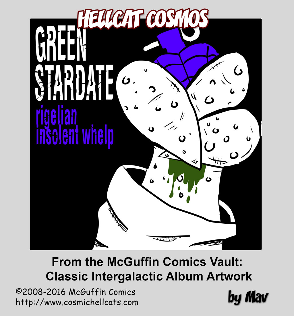 Green Stardate