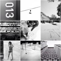 Best of Instagram B&W 2013