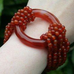 Gemstone Bracelets & Pendants
