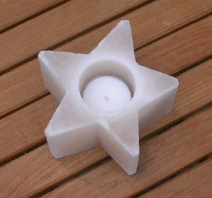 Himalayan Salt Tealight Holder