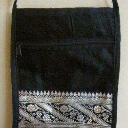 Sari Passport Bags Black
