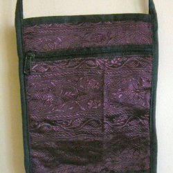 Sari Passport Bag Mystic