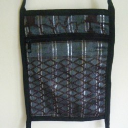 Sari Passport Bag Silver Moon