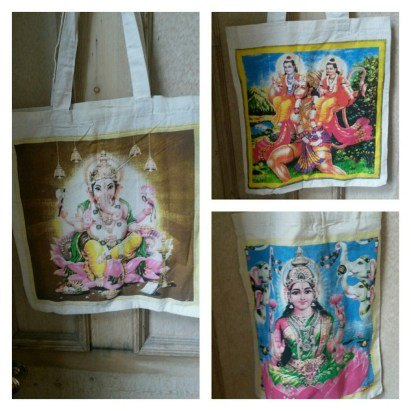 free hippy shopping bag