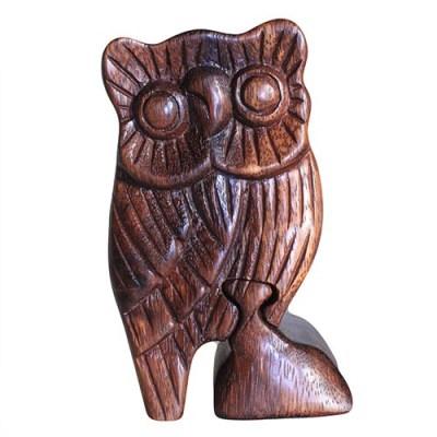 owl magic puzzle box