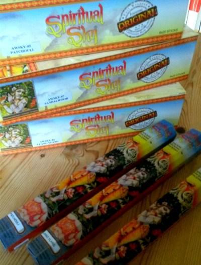 spiritual sky incense