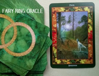 fairy ring oracle card