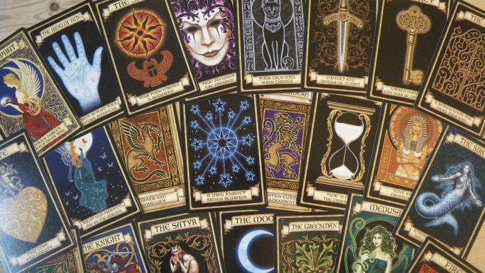Madame Endora's Fortune Cards