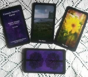 cosmic faery tarot deck