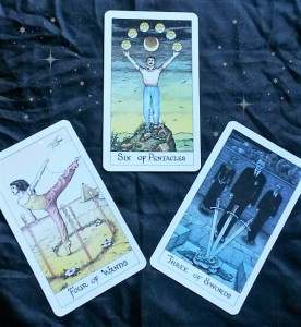 cosmic tarot minor arcana