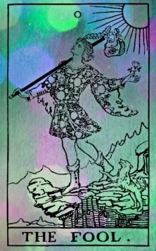 cosmic fool mini poster
