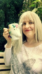 me and my unicorn mug