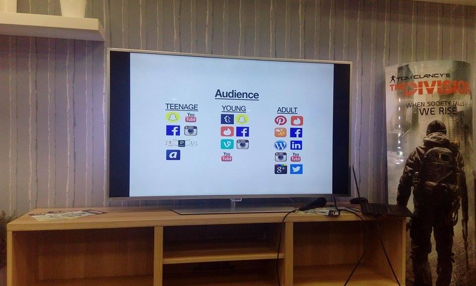 Audienta Social Media