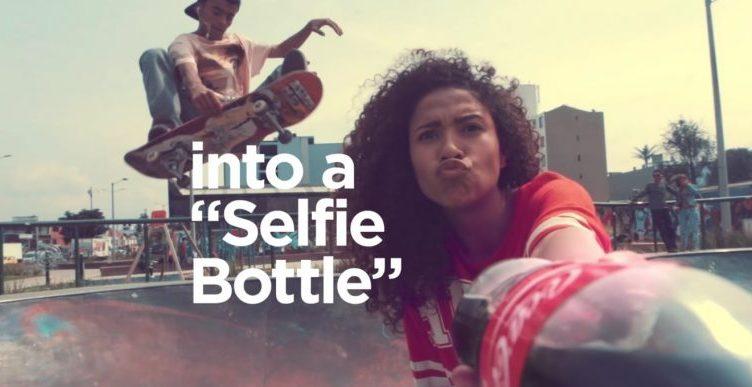 sticla de Coca-Cola