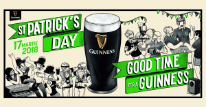 Guinness St. Patrick Day
