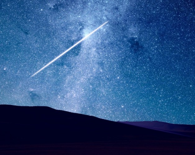 Jak fotografować meteory?