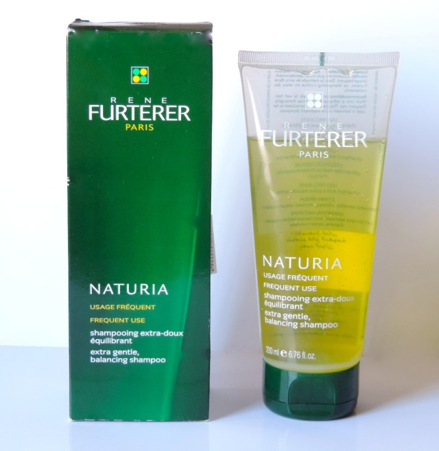 rene furterer naturia extra gentle balancing shampoo review. Black Bedroom Furniture Sets. Home Design Ideas