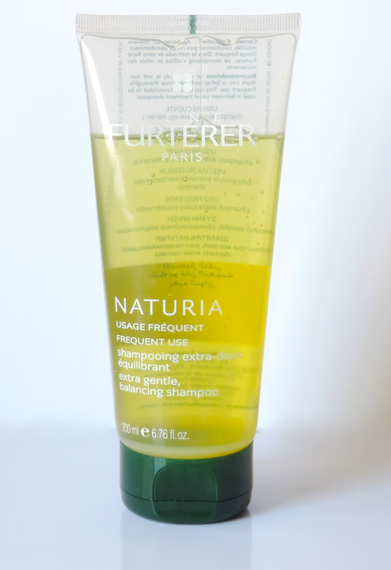 Rene Furterer Naturia shampoo review