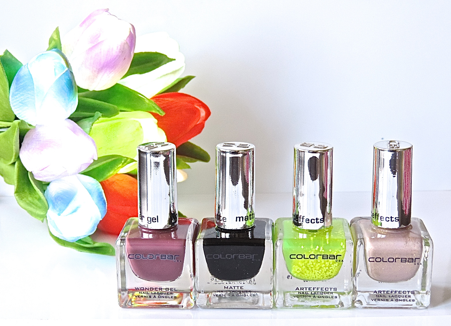 colorbar nail lacquers