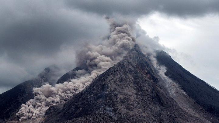 L'enorme explosió del supervolcà Toba