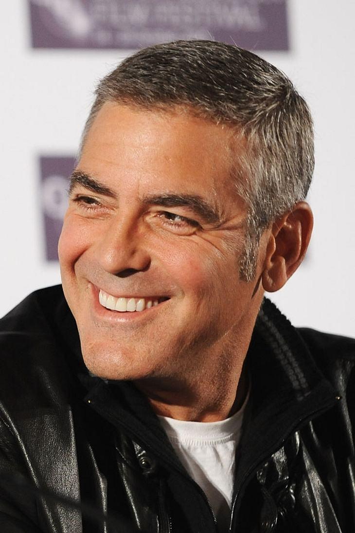 Promi Horoskop George Clooney Sexy George Braucht Eine