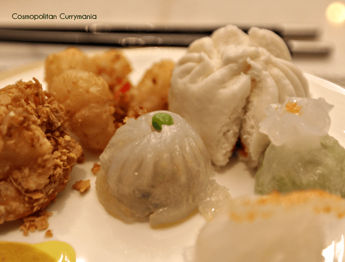 Dimsums and dumplings at China INC