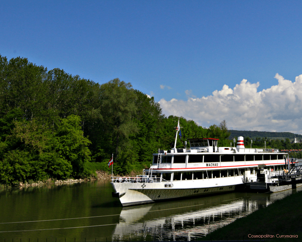 Wachau river cruise in Austria