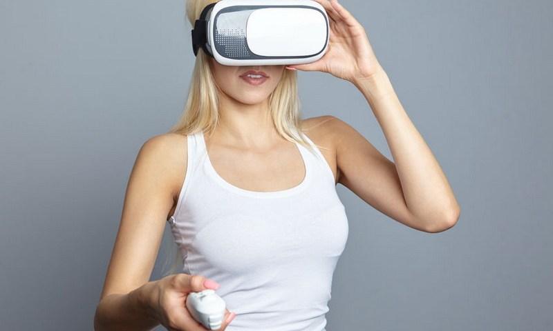 Εικονική πραγματικότητα εδώ και τώρα