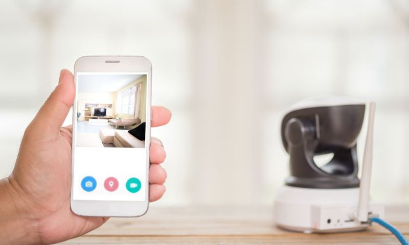 Μεγαλύτερη ασφάλεια στο σπίτι με μια IP camera