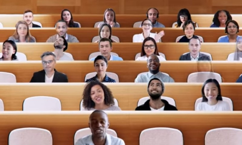 Virtual meeting όπως θα έπρεπε να είναι