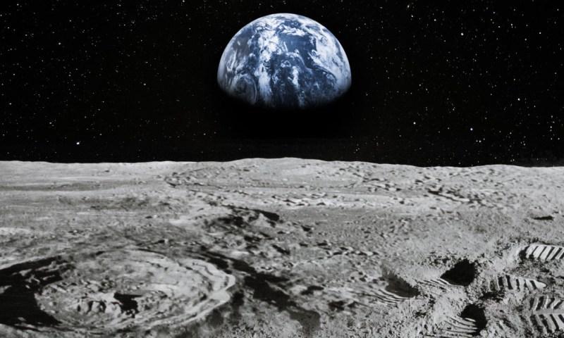 Δες την επιφάνεια της Σελήνης σαν να ήσουν εκεί