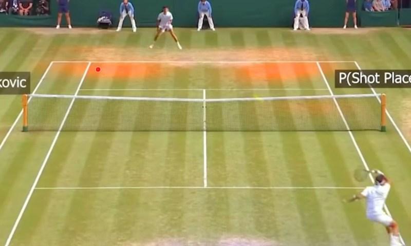 Η τεχνητή νοημοσύνη παίζει τένις