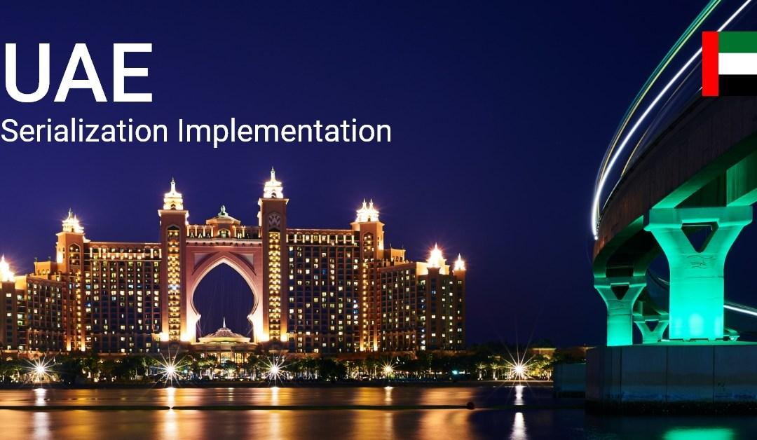 UAE Serialization