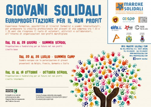 Giovani Solidali-Locandina