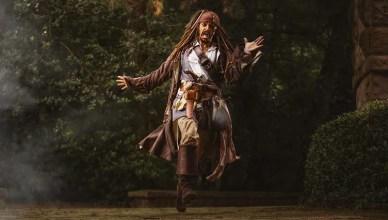 Jack Sparrow Double