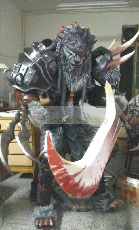 Custom Cheap League Of Legends Lol Rengar Full Armor