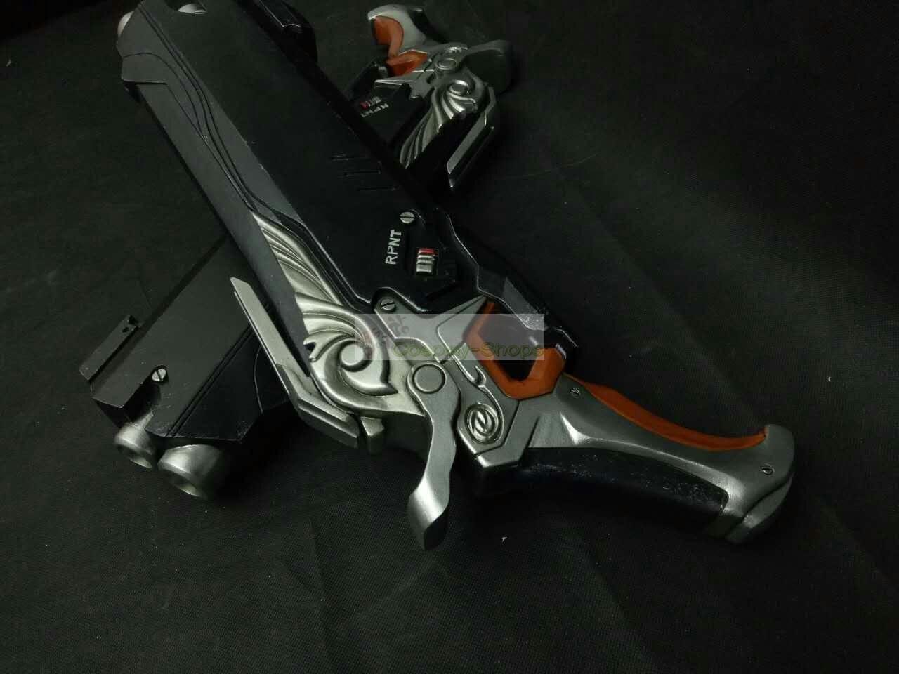 Custom Cheap Overwatch Reaper Hellfire Shotguns Cosplay