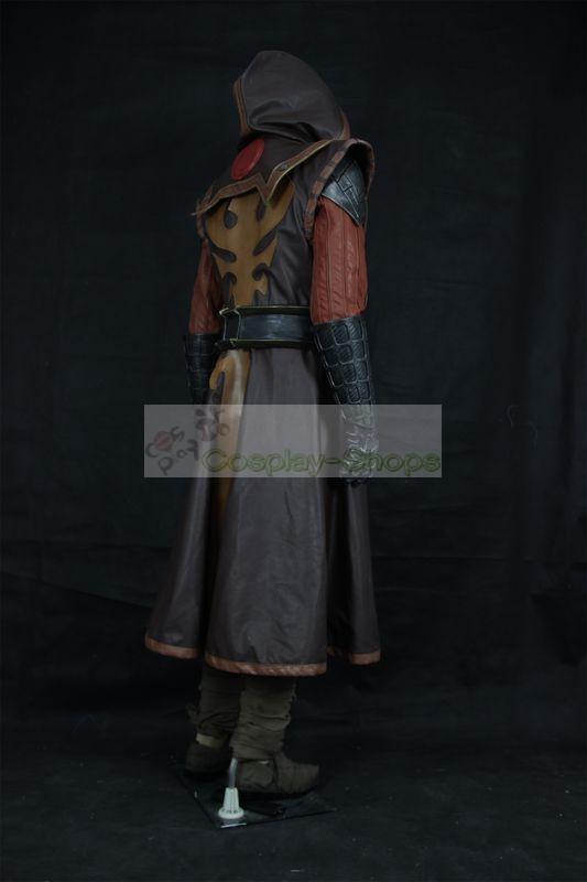 Custom Cheap Mortal Kombat X Ermac Full Cosplay Costume In