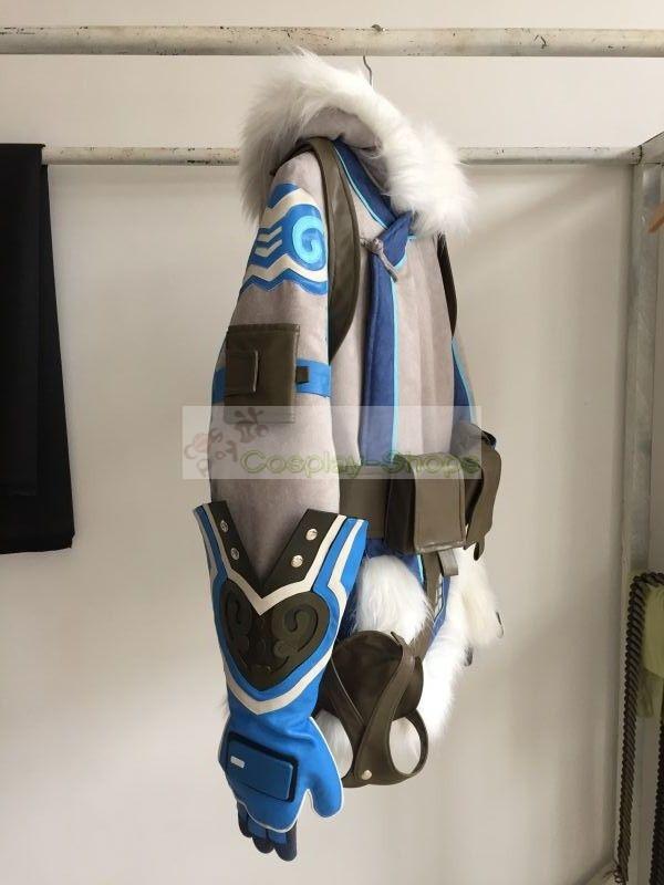 Custom Cheap Overwatch Mei Jacket Cosplay Costume In