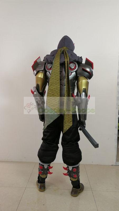 Custom Cheap Overwatch Oni Genji Full Set Cosplay Armor In Overwatch Oni Genji For Sale Online