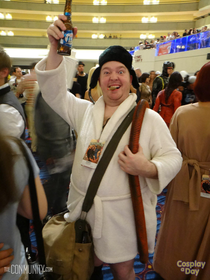Cousin Eddie Christmas Vacation.Cousin Eddie From Christmas Vacation At Dragoncon Cosplay
