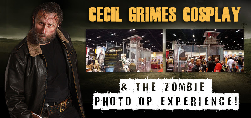 Cecil Grimes Cosplay Cecil G Productions Llc