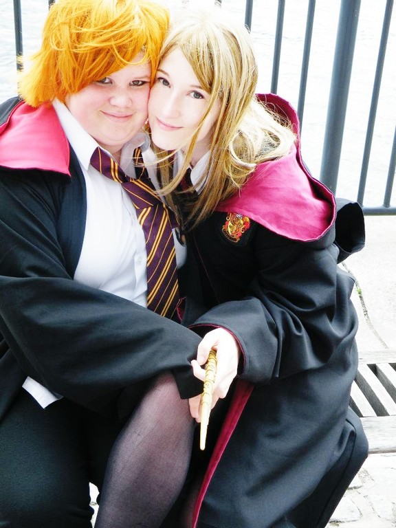 Ron And Hermione Granger