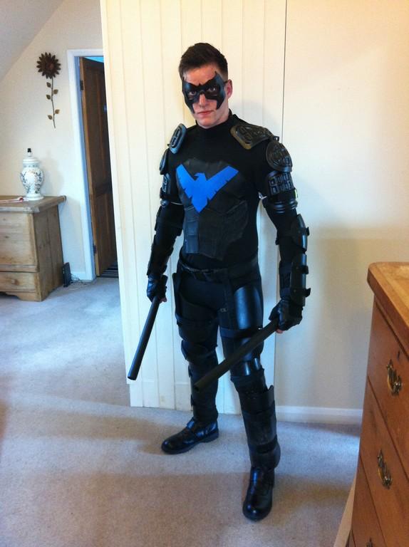 Cosplay Island View Costume Henrytjo11 Nightwing