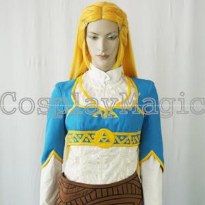 The Legend of Zelda: Breath of the Wild Princess