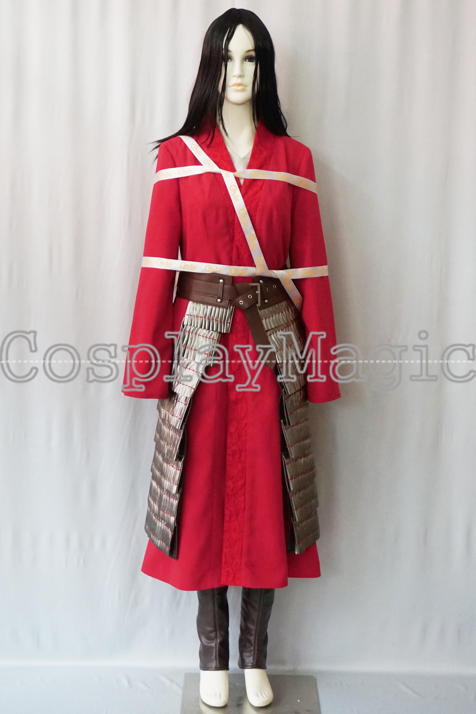 New Mulan 2020 Cosplay Costume Cosplaymagic Com